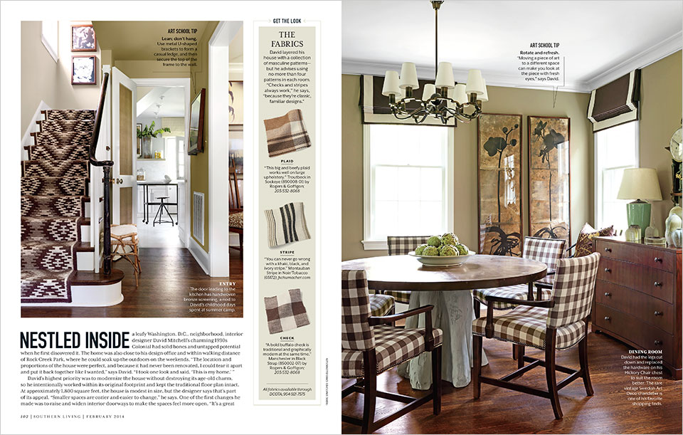 Story by Terri Sapienza for Southern Living