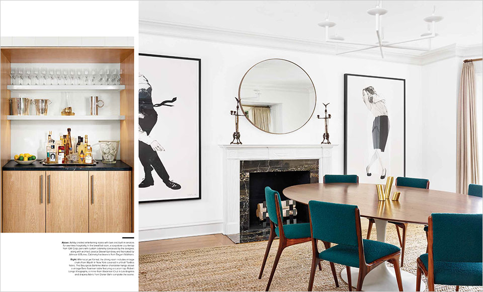 Story by Terri Sapienza for Luxe Interiors + Design